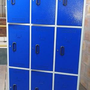 Locker 9 casillas AEM sas - fabrica de muebles