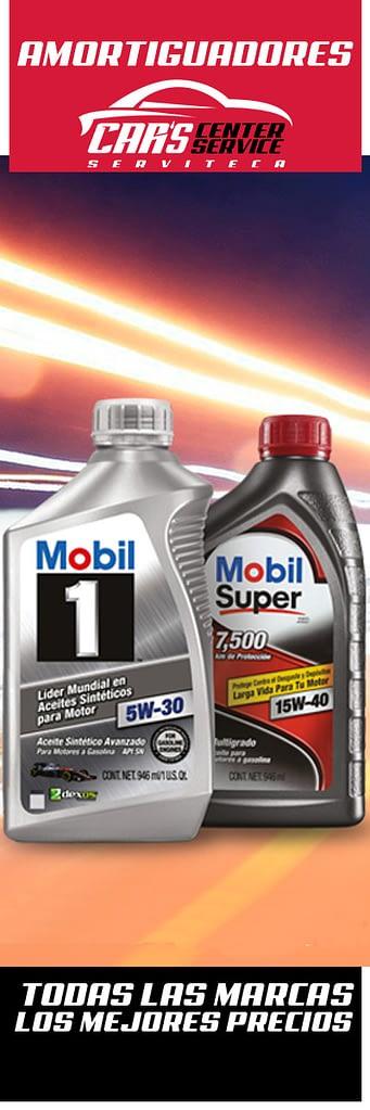 cambio de aceite CARS CENTER SERVICE