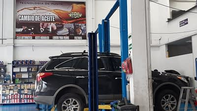MANTENIMIENTO DE SUSPENSION CAR CENTER SERVICE