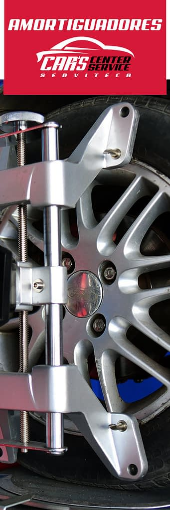 CARS CENTER SERVICE alineación y balanceo