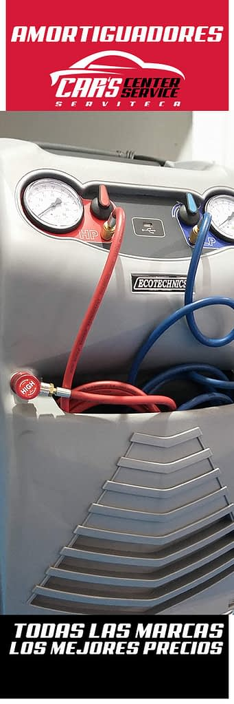 aire acondicionado CARS CENTER SERVICE